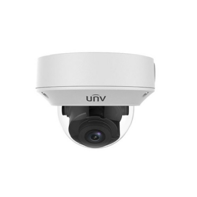 UNV UIPC325ER3-DUVPF28 5MP Starlight IP Dome CCTV Camera 2.8mm 30m smart IR 2 way audio PoE