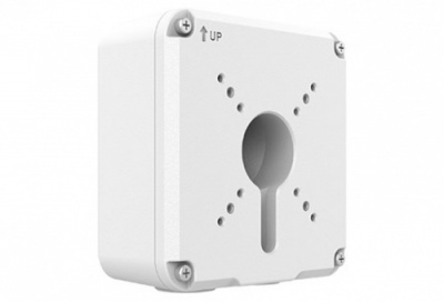 UNV UTR-JB07-D-IN Fixed Junction Box for Dome IP CCTV Cameras