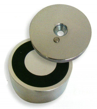Surface or Flush 250Kg Magnet