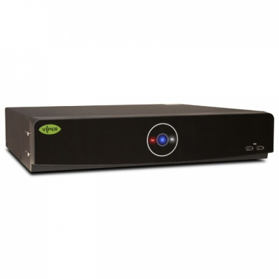 Vista Viper H5 32 Channel PoE 5MP IP NVR Recorders