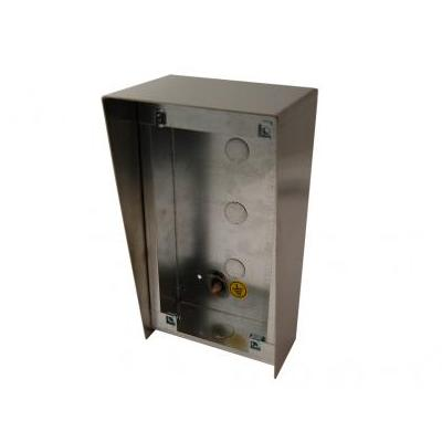 Videx Stainless Steel Surface Box for Panel