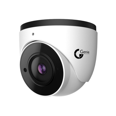 Genie WHD8EB 8MP 4-in-1 AHD IR Eyeball Camera with 2.8mm Lens