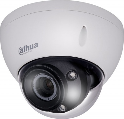 Dahua HAC-HDBW2501R-Z 2MP Starlight HDCVI-TVI-AHD-CVBS Dome Camera 2.7-12mm M-VF 50m IR Audio in IK10 12VDC/24VAC