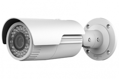 HiWatch IPC-B260-Z 1080p 2MP IP Network Camera 30m IR 2.8-12mm Motorized