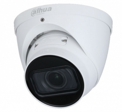 Dahua IPC-HDW2831T-ZS-S2 8MP LITE AI low light IP Dome Camera 2.7-13.5mm motorized 40m IR PoE