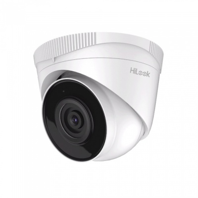 HiLook by Hikvision IPC-T240H 4MP IP Turret Camera 30m IR POE