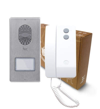 Lithos 2 to 4 apartment kits with Agata handsets