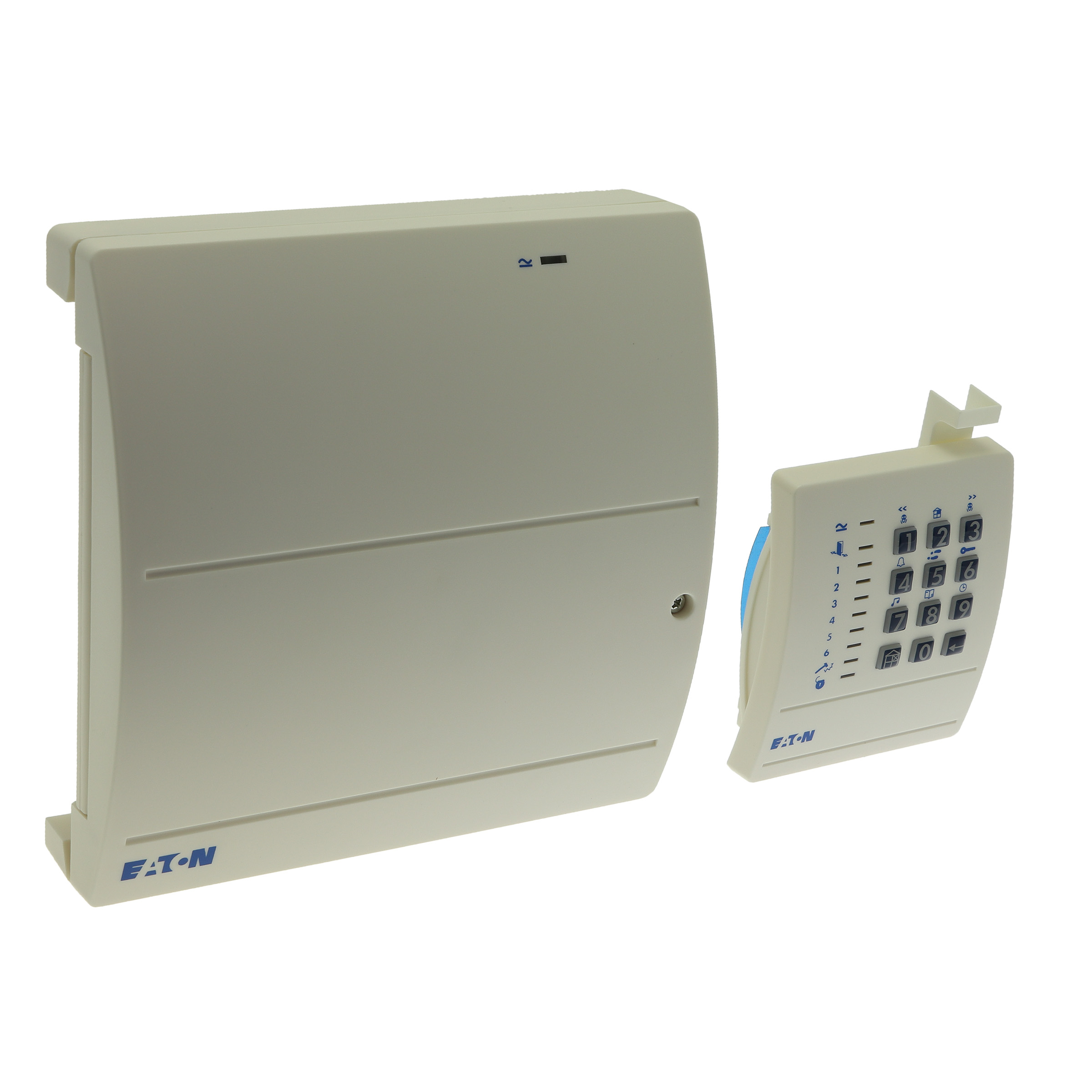 Scantronic 09448EUR-90 Wired 7 Zone Intruder Alarm Panel