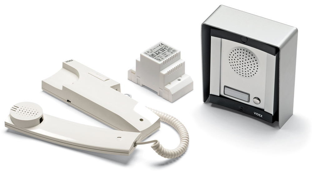 Videx 8000 Series Audio Kits