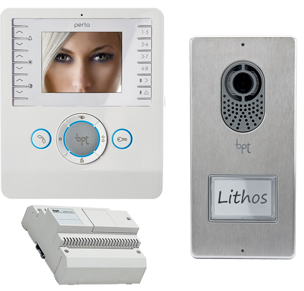 Online Security Products Bpt Perla 1 Button Kits