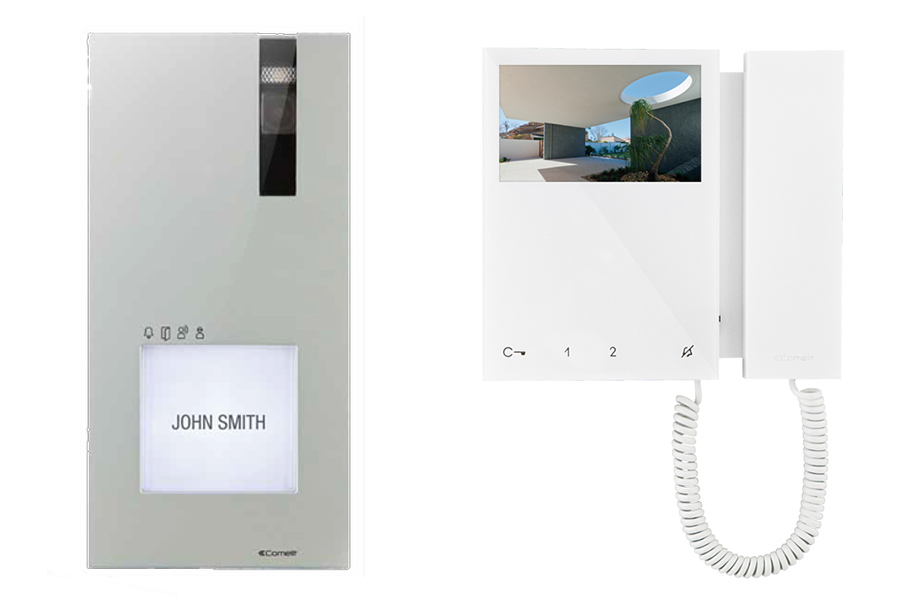 Online Security Products Comelit 8461m 1 User Colour Audio