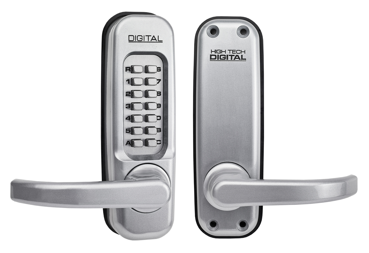 Lockey Digital 1150 Heavy Duty Mechanical Lock