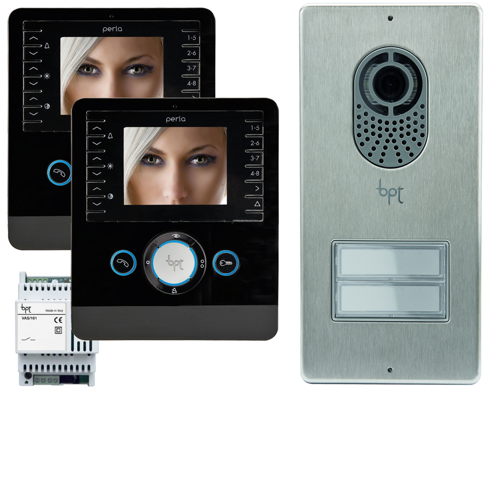 Online Security Products Bpt Perla 2 To 4 Apartment Kits With Lithos
