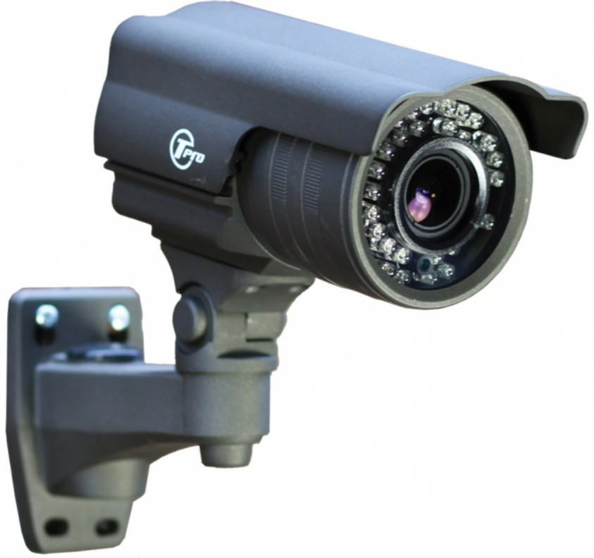 Twilight Pro TVI-VFCLR 1080P 6-22mm 45 M IR CCTV Bullet camera