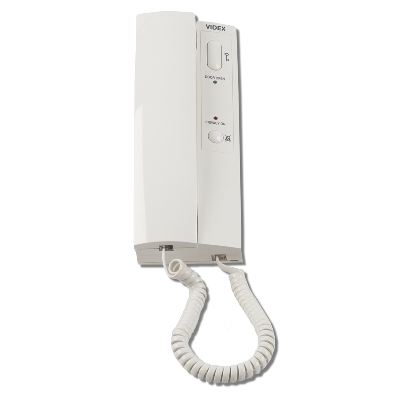 Door Entry Handset Amp The Compact Range Audio Handsets