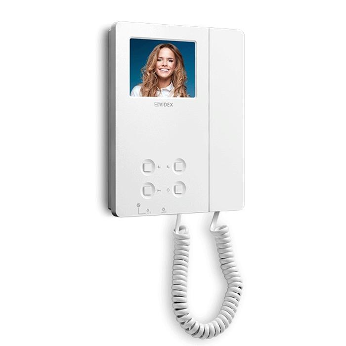 Model Art.6272N Videx 6200 Series Videophone