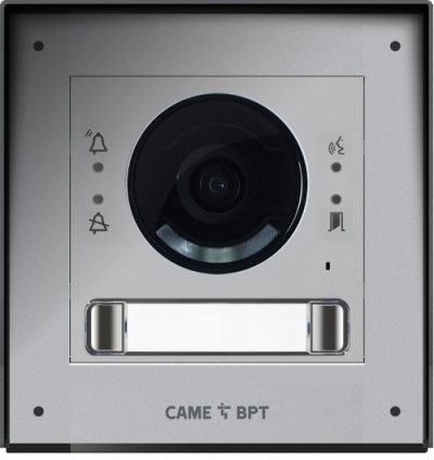BPTMTMFV2P 2 button video front plate
