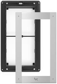 BPT MTMTP2M frame with 2 Module holders