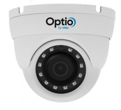 Optio Vista OPI4ED28IR 4MP IP H.265 eyeball dome 2.8mm IR 30m DC12V, PoE