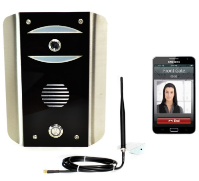 WiFi Wireless video entry system