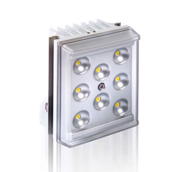 Raytec Raylux 25 White Light Illuminator 50° and PSU