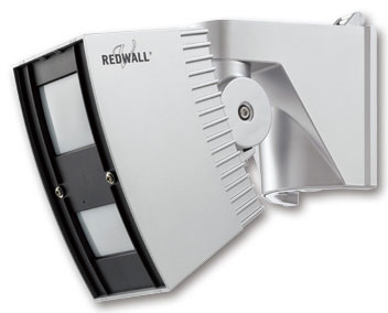 Optex Redwall SIP-4010-IP-BOX External PIR 40x10M