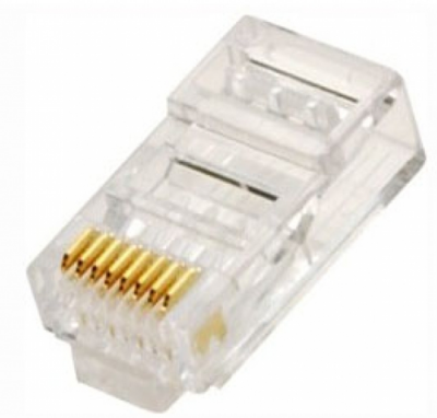 100 pack RJ45 connectors