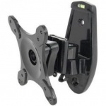 BT7511-PRO-B Flat Screen Wall Mount with Tilt (VESA 100) - Black