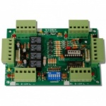 Videx 2204 4 Way Audio Isolation PCB for VX2200 Systems