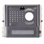 Comelit 33411M  IKALL Audio/Video Module Metal 1 Button