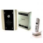 AES 603-AB DECT 1 Call Button Wireless Intercom Kit