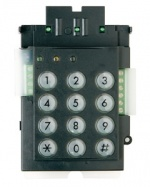 BPT HNA/102LR Targha Keypad with 2 relays