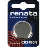 Pyronix BAT609 3.0V CR2450N Lithium coin cell battery for EN1223D/S