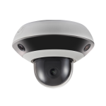Hikvision DS-2PT3122IZ-DE3 PanoVu series 130°panoramic + PTZ camera