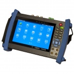 Vista DIAMONDe multi-function IP/CVBS/TVI/AHD/CVI test monitor with hdmi input