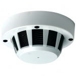 Genie GIP2SMO Series Downward View 2MP IP Camera in a Smoke Detector Case