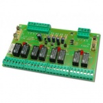 Videx SP31 Unboxed Four Way Isolator Board for Sentry and Sentry 1 Systems