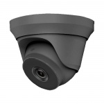 HiLook by HIKVision THC-T220-MC 2.8mm Grey 2MP Fixed Turret Camera 40m IR DC12V