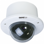 GANZ ZN-DN332XE-MPD 1080p VR IP Dome 3-9mm F1.2 Lens