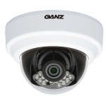 GANZ PixelPro ZN-M4NFN3L 1080p Indoor IP Mini IR Dome