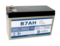 B7AH - 12VDC 7AH Sealed Lead Acid Battery