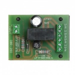 SSP DRB-200 VHLR Door entry relay interface (when using magnetic locks)