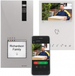 Comelit 8451V Quadra 1 Family kit with WIFI App call