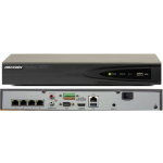 Hikvision DS-7604NI-E1/4P/A Embedded Plug & Play NVR 4Ch with Alarm