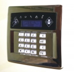 Pyronix EUR-06C Flush LCD Keypad with Prox