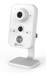 Ezviz Wi-Fi 720P 2.8mm internal PIR cube cam SD/Cloud and audio