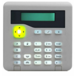 Scantronic I-ON wired keypad K01 No Prox