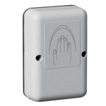 SENSRAD Touch sensitive transmitter wall mount