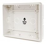 Videx KRV981 Flush back box for video monitor solid wall