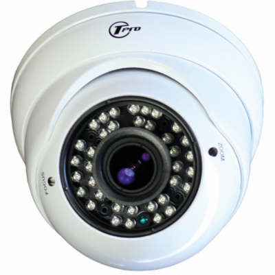 Twilight Pro Plus TVI-VFD-AW 1080P 2.8-12mm IR eye ball dome